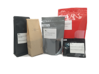 What range we offer in recyclable pouches?
