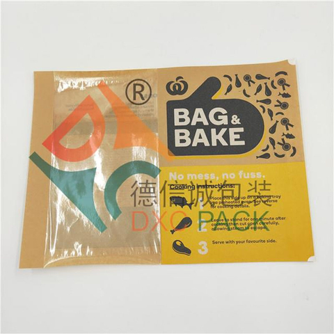 Microwave Bag & Oven Bag for Cooking